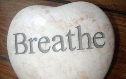 Take a deep breath..