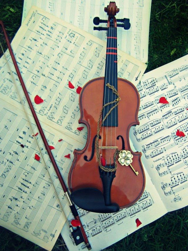 A forgotten melody...