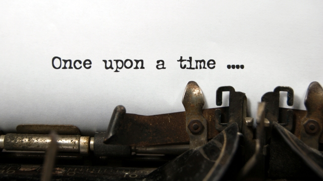 I am writing my own fate..