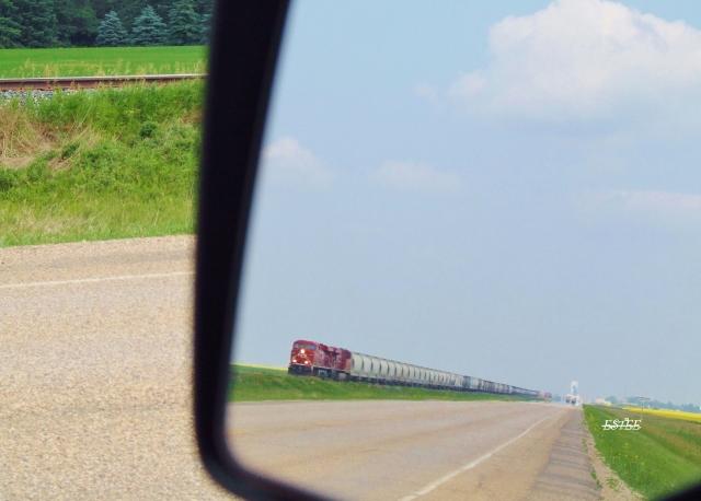 Prairie views...